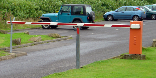 gatepower traffic barrier